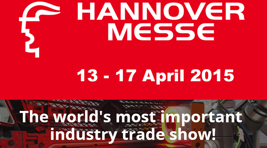 HANNOVER MESSE INDUSTRIE 2015
