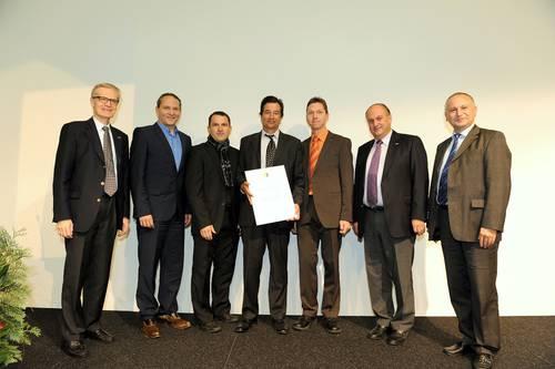 Rudolf Trauner Preis | H2OOK in Zusammenarbeit mit LCM | 2002