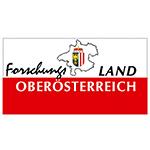 Forschungsland Oberösterreich -  Logo