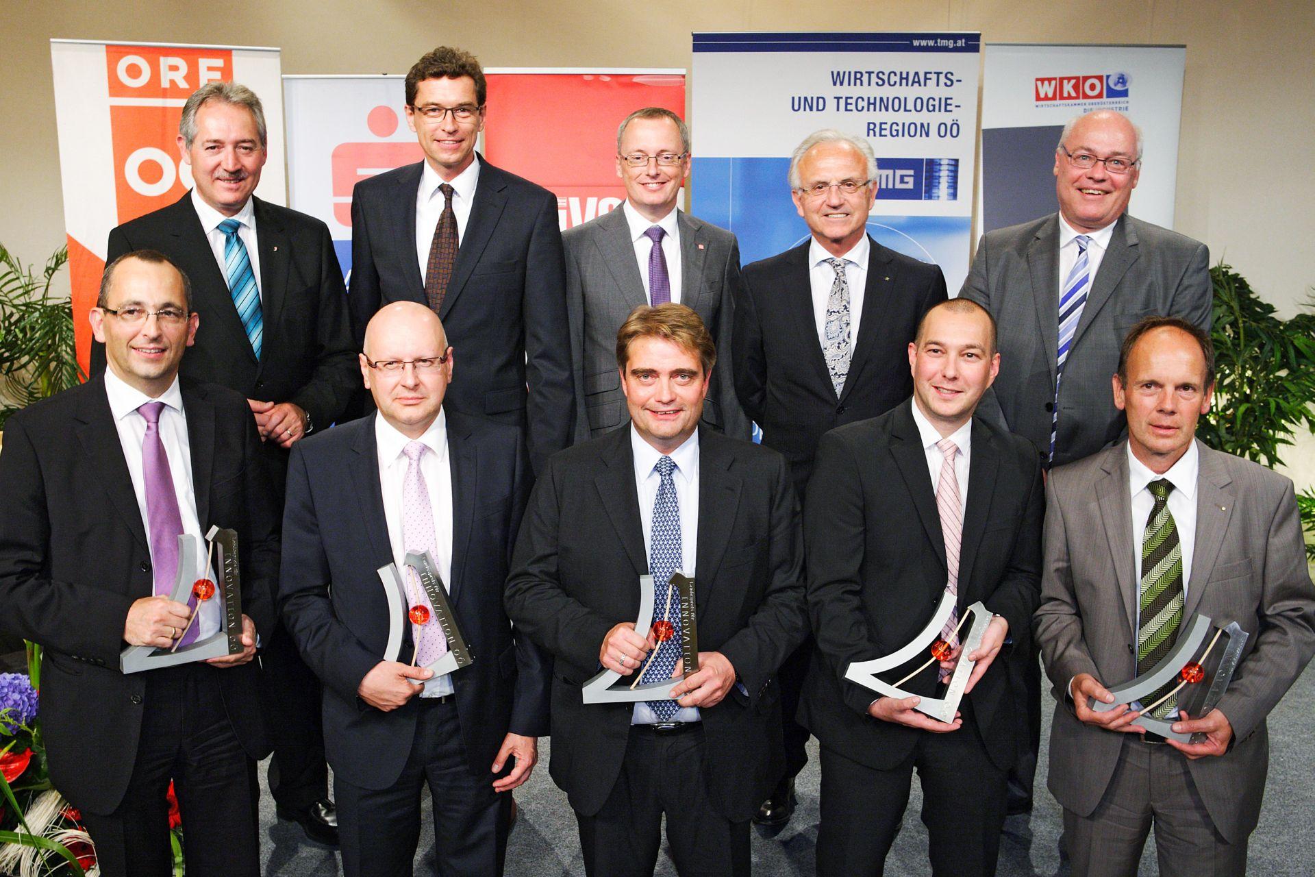 Alois Pöttinger Maschinenfabrik GmbH | Innovationspreis 2011