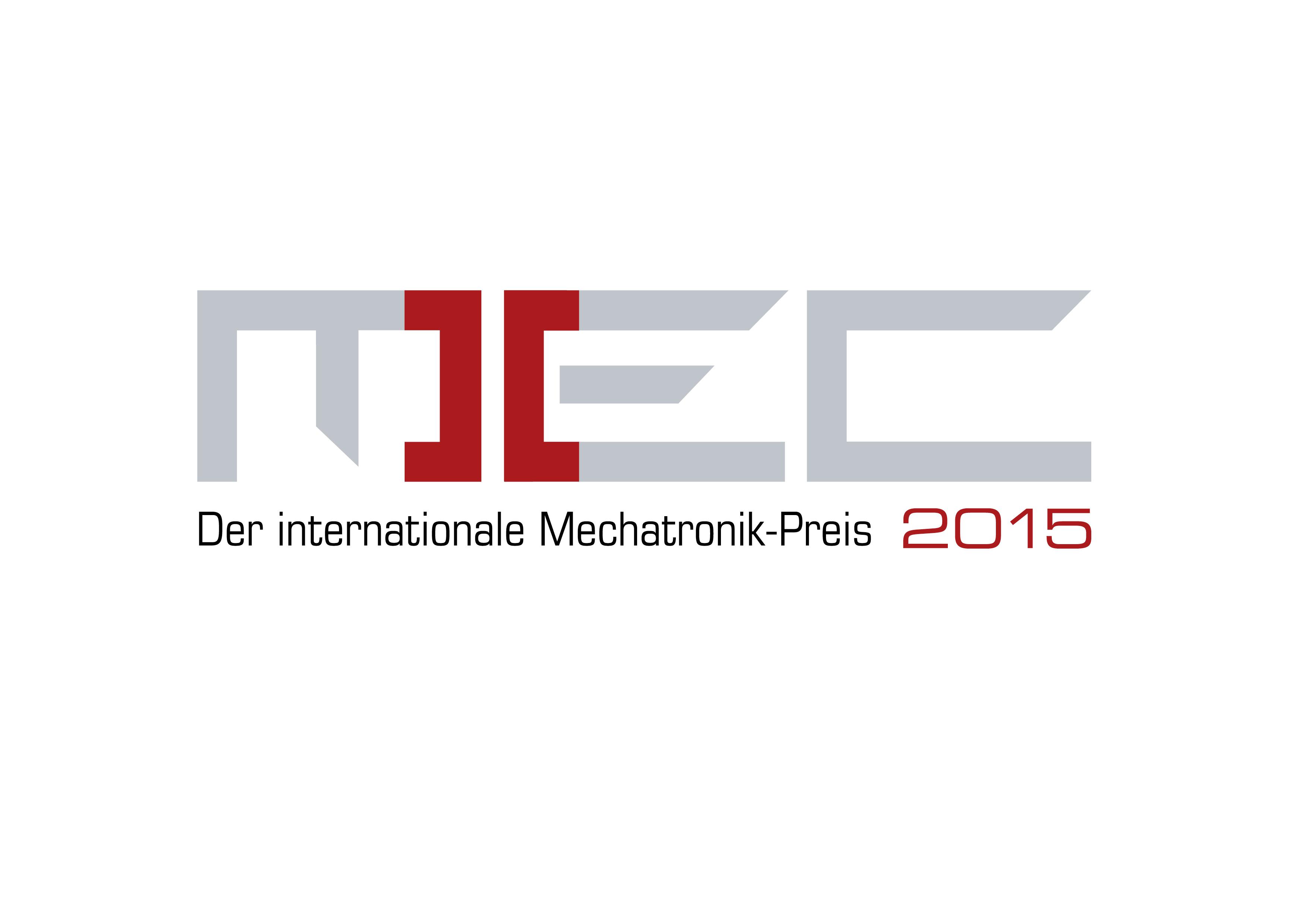 Ehre, wem Ehre gebührt – der Mechatroniker-Preis 2015