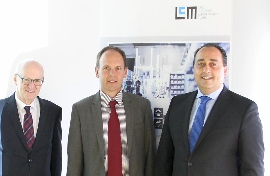 Botschafter von Malta auf Besuch bei der LCM