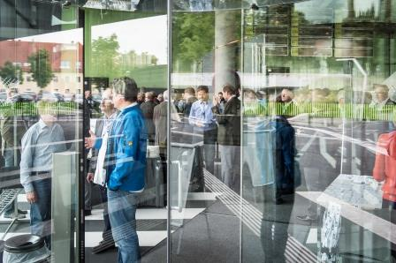 LCM-Hausmesse als Treffpunkt für F&E-Verantwortliche: Leistungsschau der Linzer Mechatronik-Experten lockt 90 Gäste an