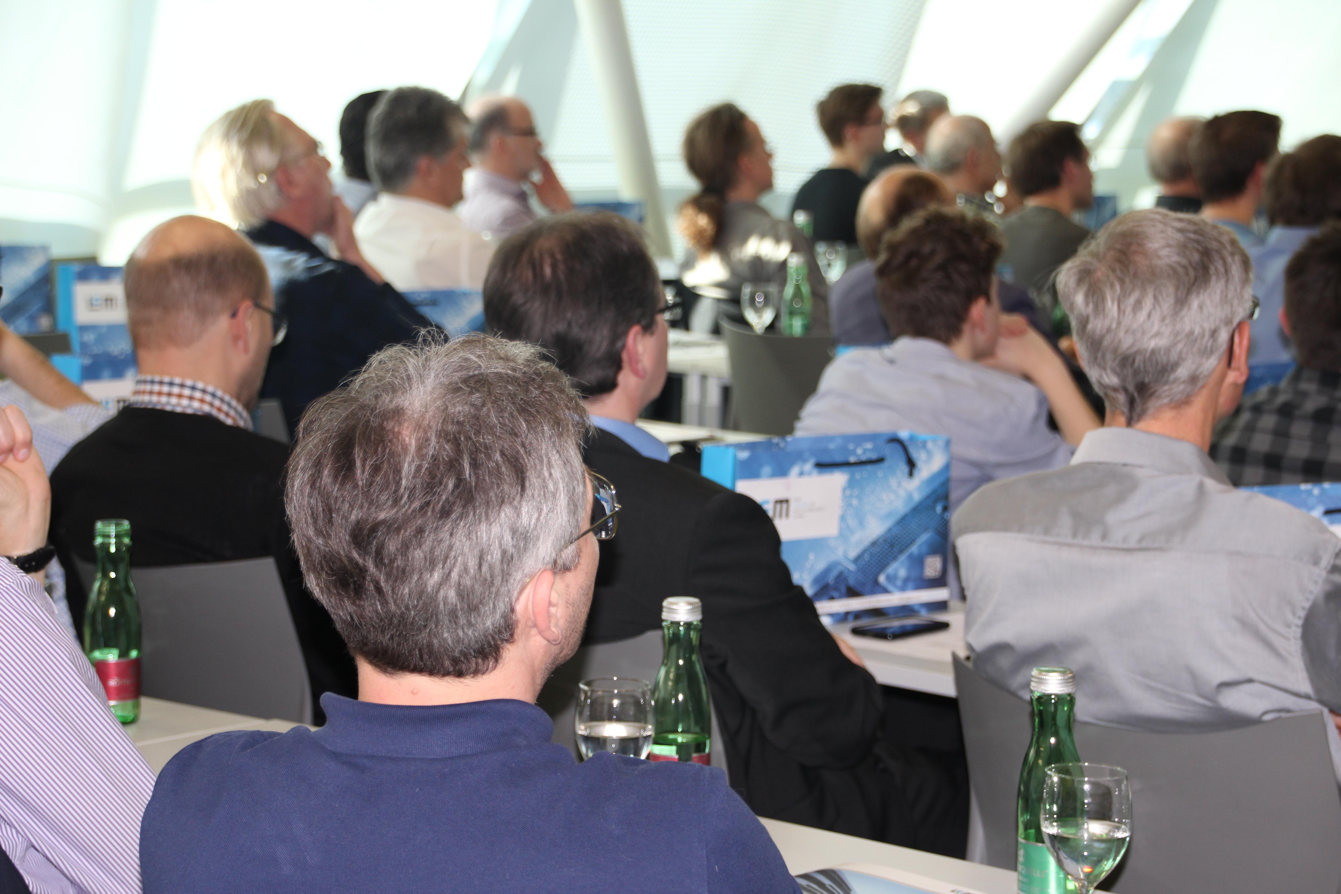 Fachexkursion der Technologie- und Innovationspartner NÖ (TIP NÖ): Auf Besuch bei LCM