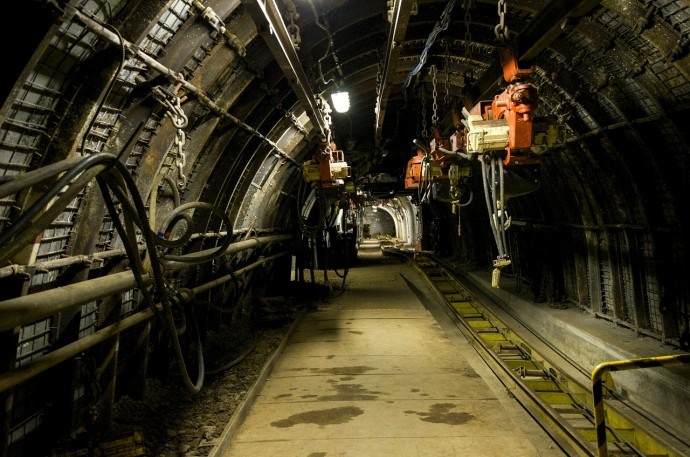 Collision Avoidance System for Underground Mining (FEATureFACE)