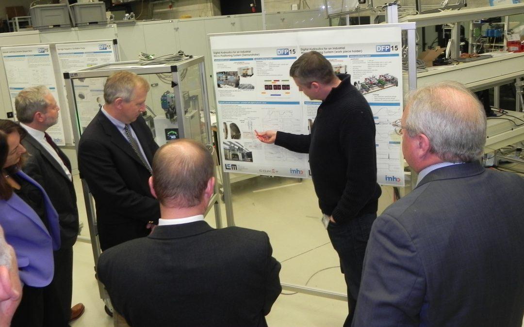 US Marshall delegation visits LCM