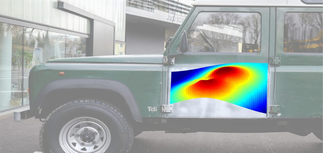 Measurement based (vibration-) analysis