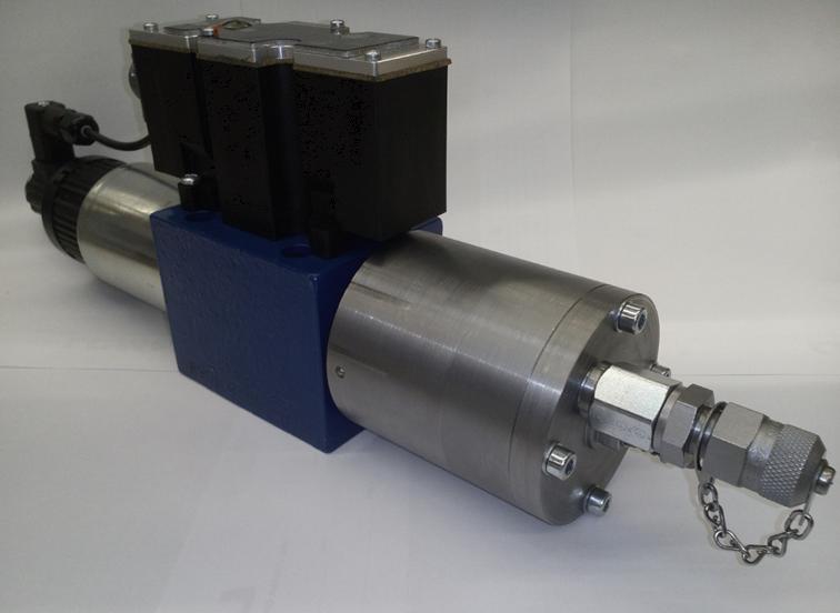 Energie- und kosteneffizienter Ventilkraftsimulator