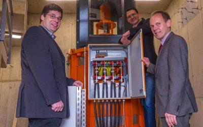 Leistungssteigernder Algorithmus | LCM und ReWaG bauen für das Kraftwerk in Purgstall einen Generator, der in der Praxis noch besser als in der Theorie arbeitet.