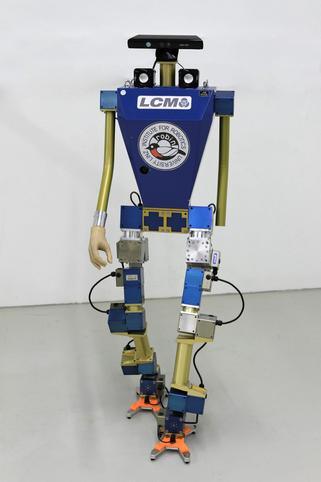 Let the robot do the work!