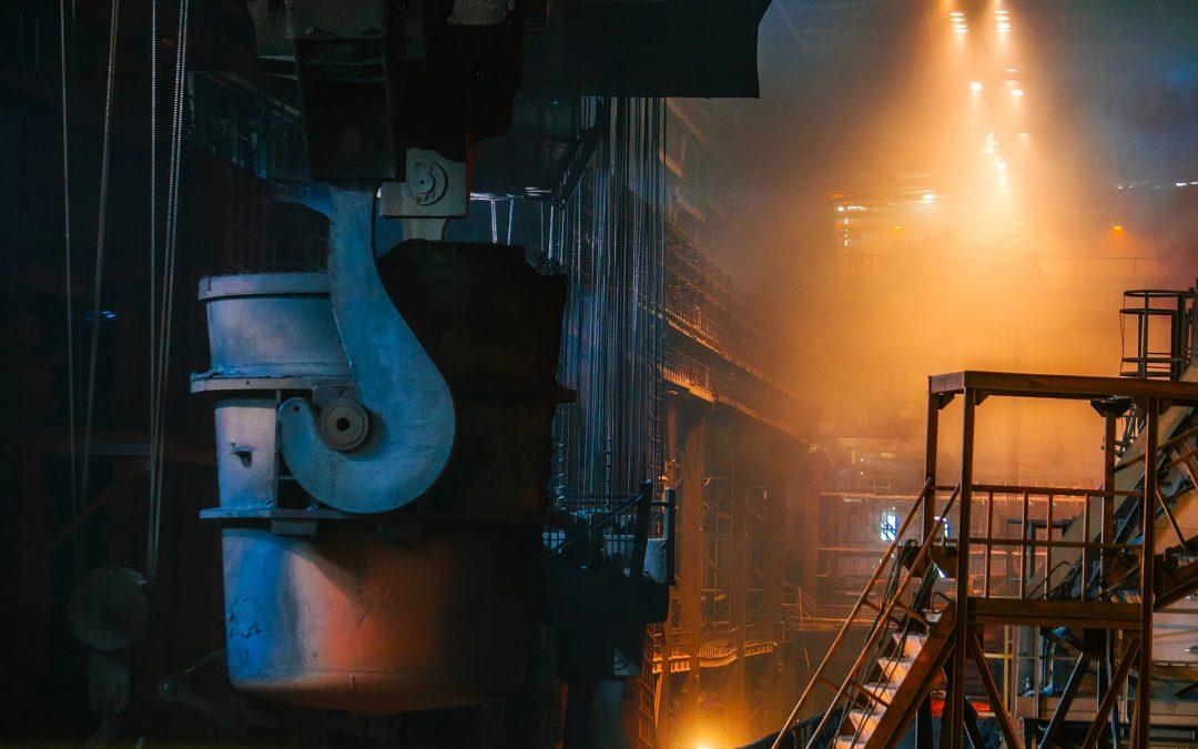 Effizienz- und Qualitätssteigerung in der Stahlerzeugung