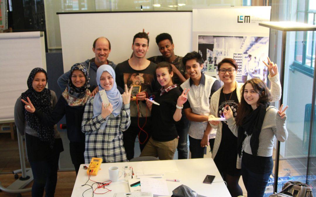 Elektronik-Workshop für Jugendliche | Nachwuchsförderung