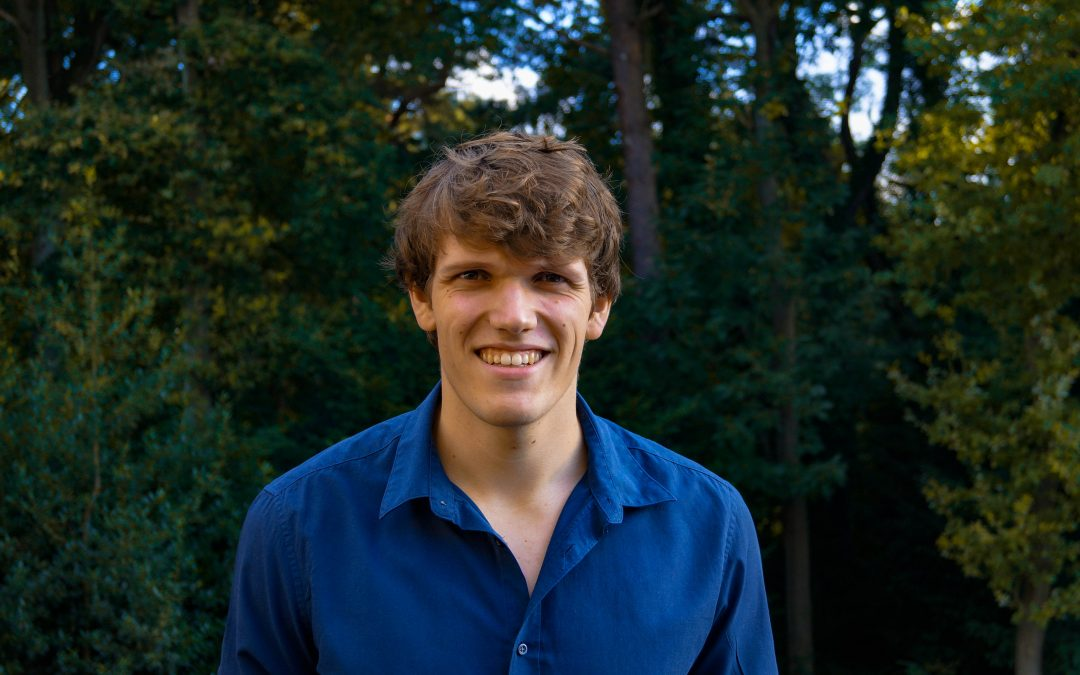 Internship @ LCM | Redmer de Haan from the Netherlands in an interview