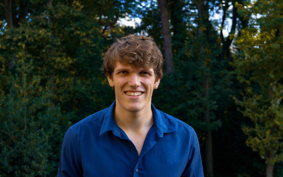 Praktikum bei LCM   Redmer de Haan von den Niederlanden im Interview