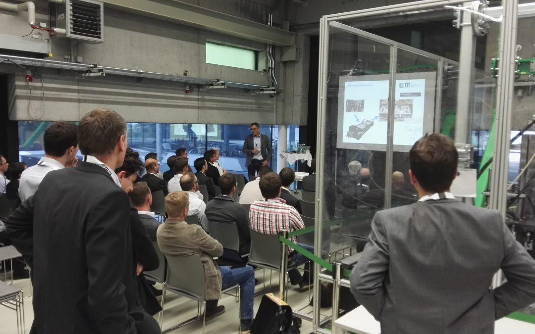 Hydraulische Antriebstechnik: Heute und Morgen