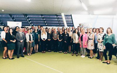 Cross Mentoring Veranstaltung fand bei LCM statt