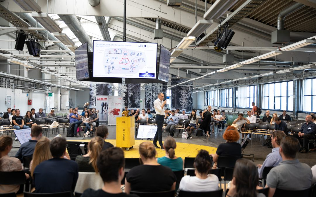 ARS Electronica Festival 2018: Innovation Forum Get Inspired | Symbiotic Mechatronics