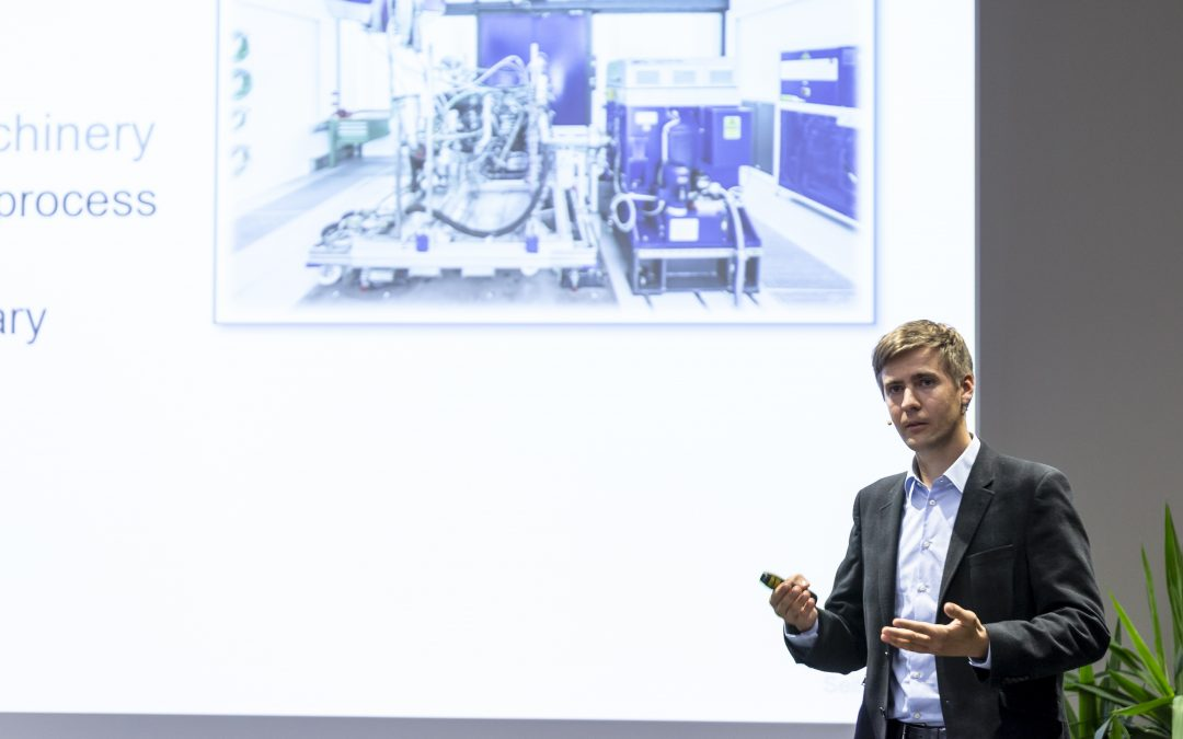 LCM beim internationalen Mechatronikforum in Bozen