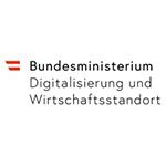 Bundesministerium für Digitalisierung und Wirtschaftsstandort -  Logo