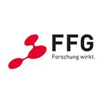 Die Österreichische Forschungsförderungsgesellschaft FFG -  Logo