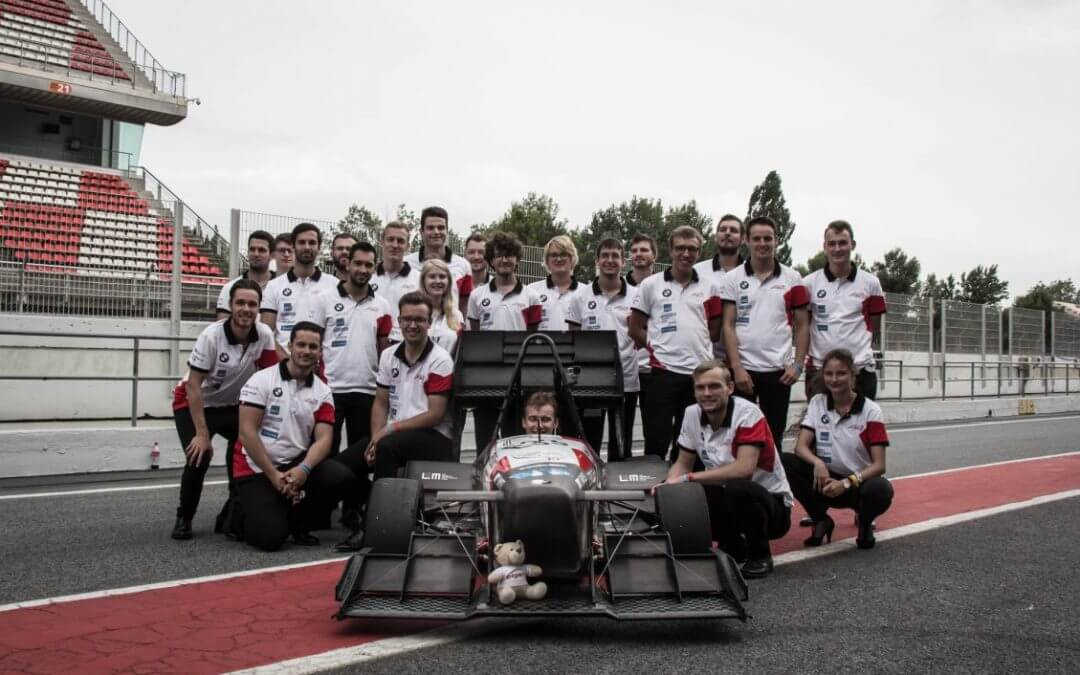 LCM develops active chassis for racing!