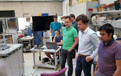 Benchmarking Workshop (aktive) Schwingundsdämpfung
