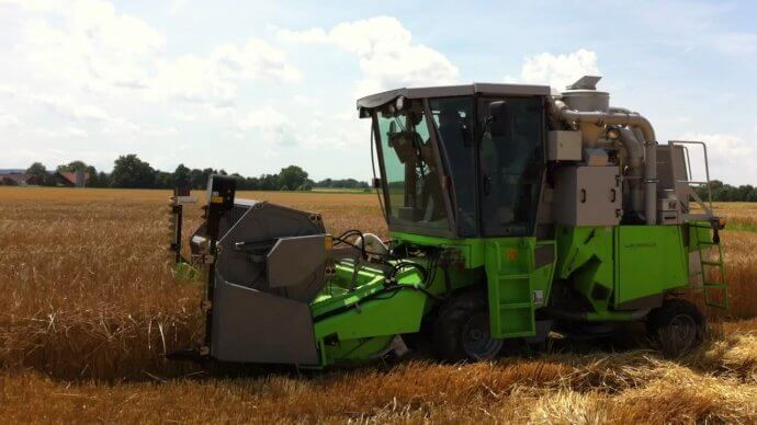 Crop measurement system