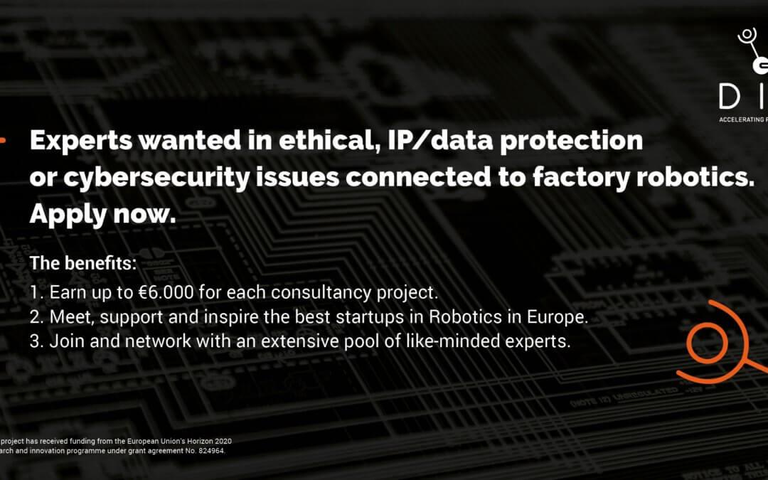 We accelerate factories through robotics