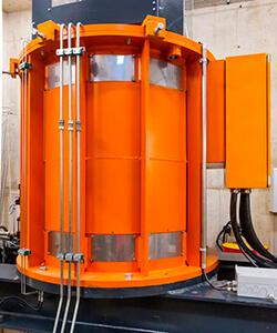 Projekt Kleinwasserkraftgenerator