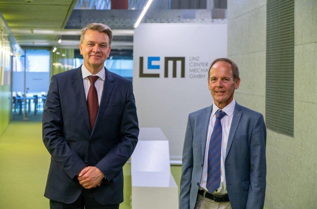 Besuch von belgischem Wirtschafts- und Handelsrat