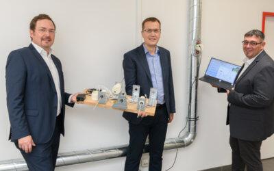 """LCM entwickelt """"ausgefuchste"""" Sicherheitslösung für Lüftungsanlagen"""