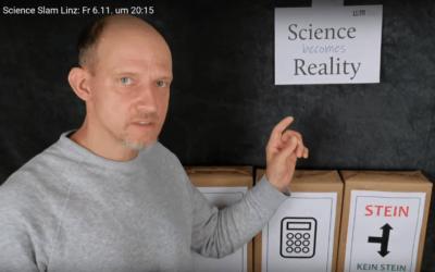 Scientific entertainment – LCM at Science Slam 2020