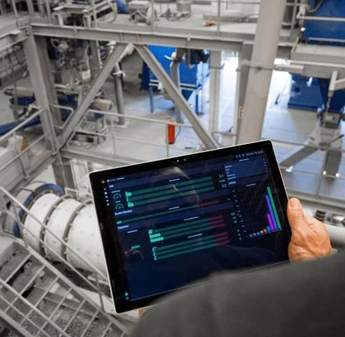MIDIH – Energieeffiziente Zementproduktion