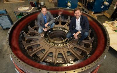 LCM unterstützt Voith bei Entwicklung elektrischer Schiffsantriebe