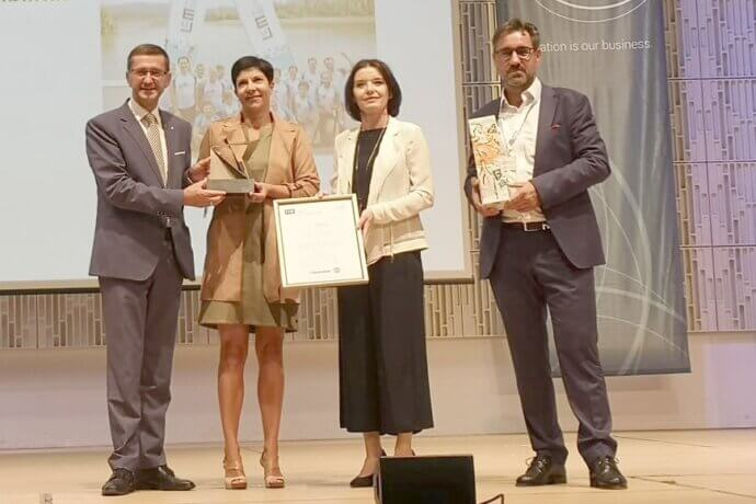 LCM gewinnt Preis für nachhaltiges Personalmanagement