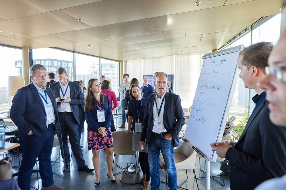 "LCM beim Austria Innovation Forum: ""The Big Picture"""